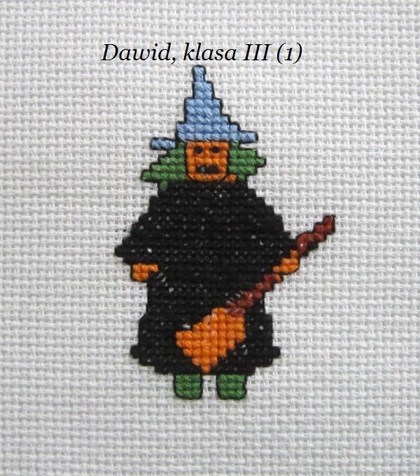 czarownica Dawida
