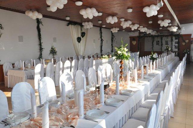 neutralna elegancka dekoracja sali - u015alub i wesele - Forum dyskusyjne ...