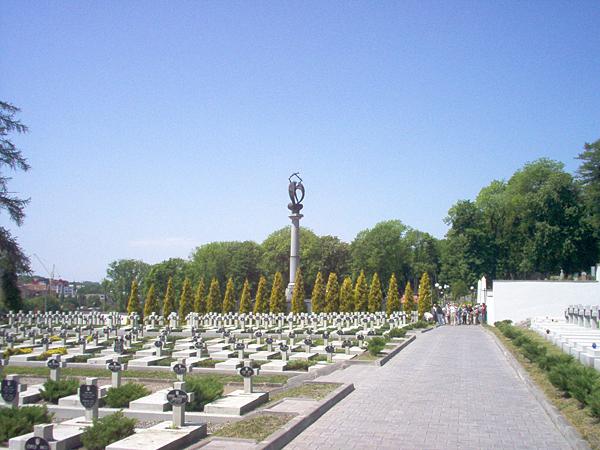 cmentarz orlat lwowskich