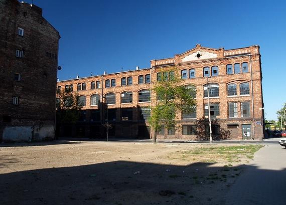 szwedzka - fabryka