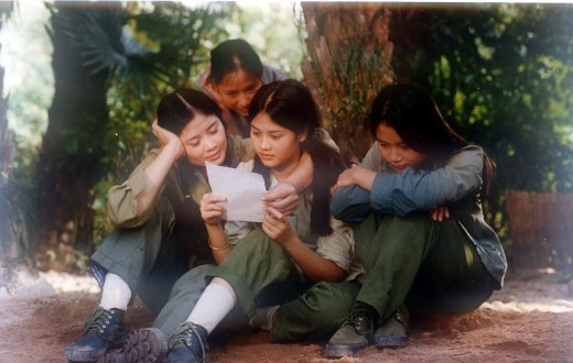 Nga Ba Dong Loc - Dziesięć dziewczyn z Dong Loc