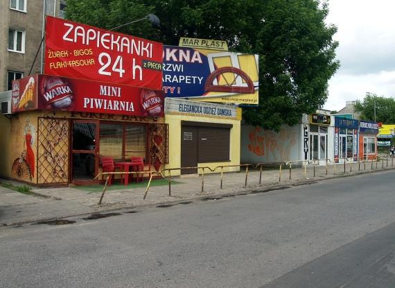 Warszawa - eleganckie sklepy