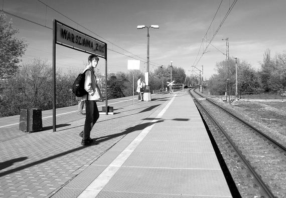 stacja Warszawa