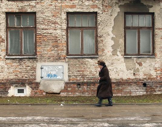 Julianowska - uliczka na warszawskim Bródnie