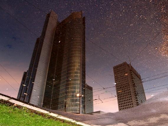 warszawskie wieżowce