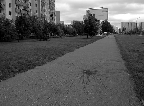 Bemowo - ulica Wrocławska