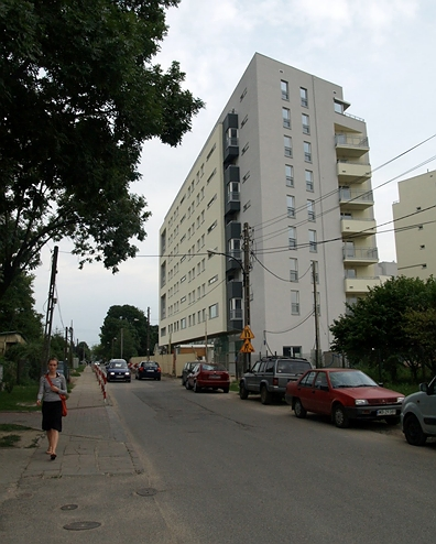 Włodarzewska - Ochota
