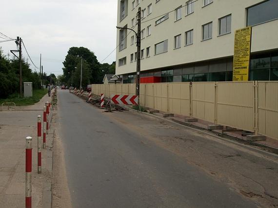 Warszawa, ul.Włodarzewska