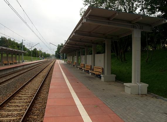 stacja kolejowa Warszawa Rakowiec
