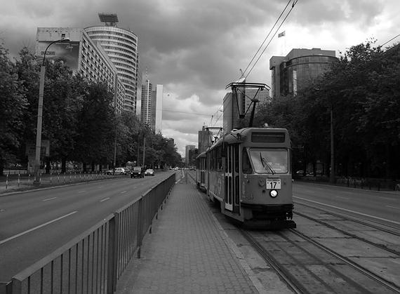 13N - zabytkowy tramwaj