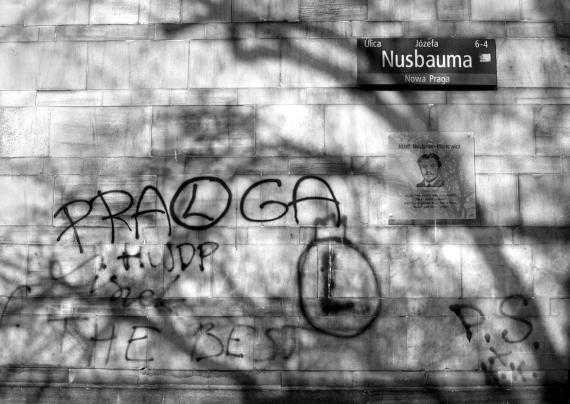 Praga, ul.Nusbauma