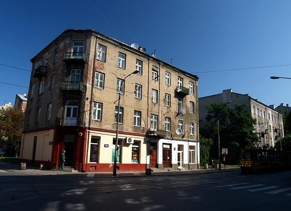 Praga, ul.Stalowa