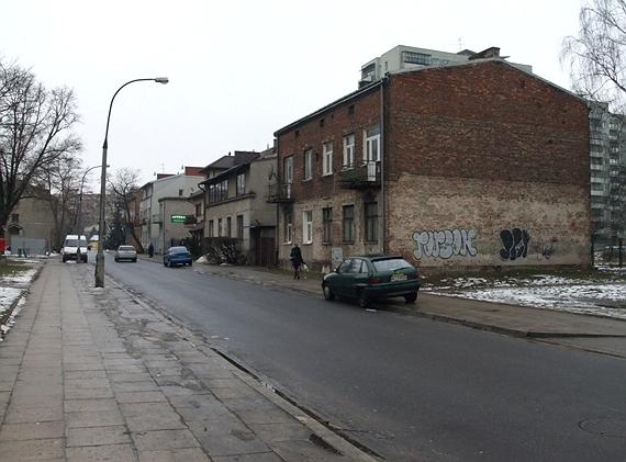 Bródno - Julianowska