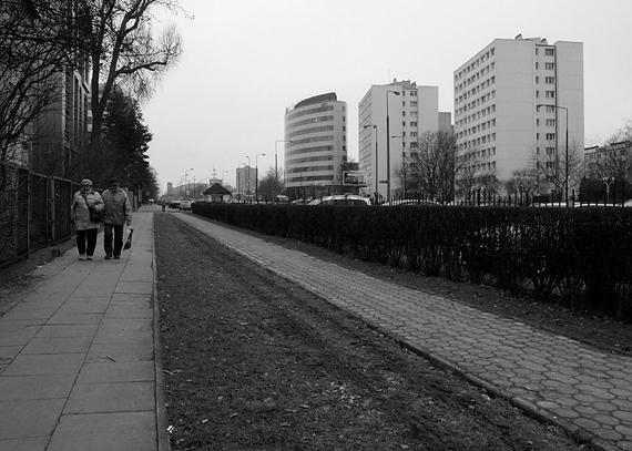 Warszawa, Al.Niepodległości