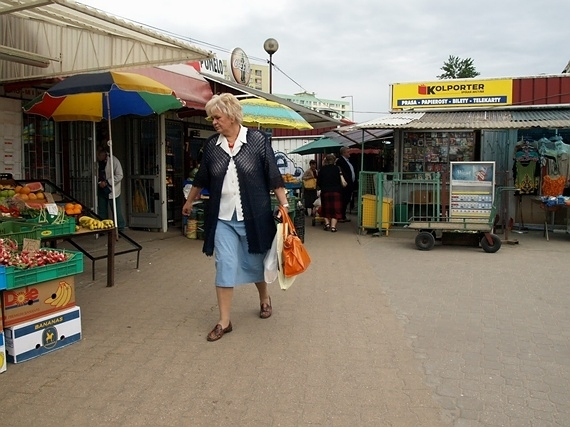 rembielińska - bazar