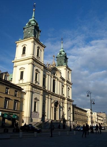 Kościół Świętego Krzyża w Warszawie