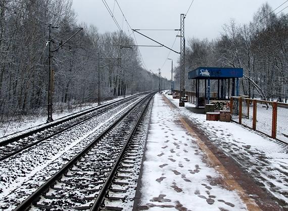 warszawa wola grzybowska - stacja kolejowa