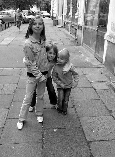 dzieci z Pragi - ul.Inżynierska