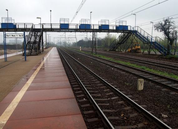 stacja Warszawa Gołąbki