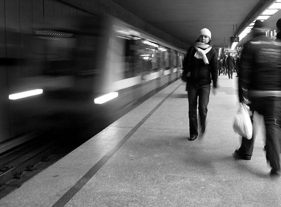 stacja metra politechnika