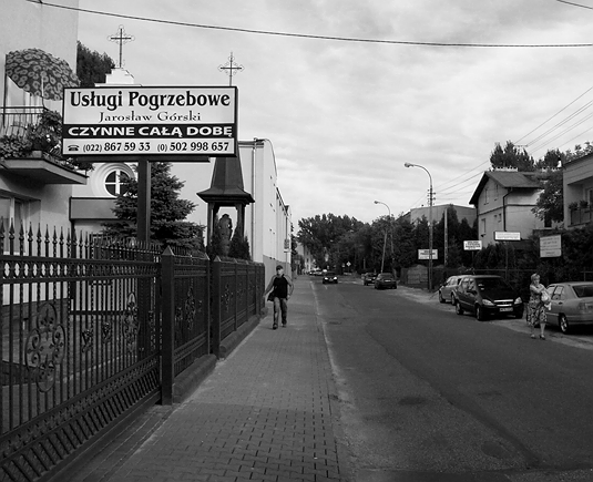 warszawa-ursus, ul.sosnkowskiego