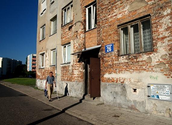 Targówek, ul.Święciańska