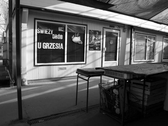 bazar na Namysłowskiej - Praga-Północ