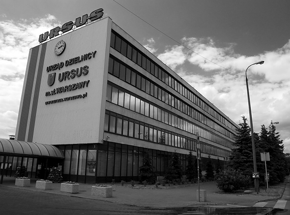 urząd dzielnicy Ursus