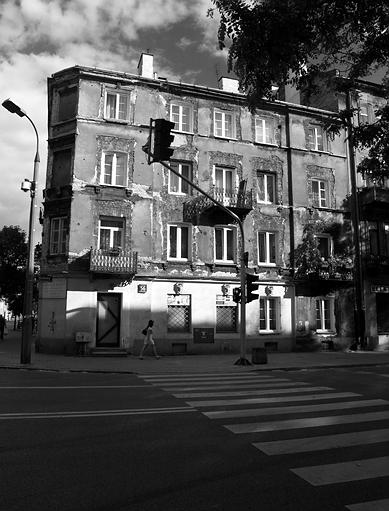 Warszawa, ul.Stalowa