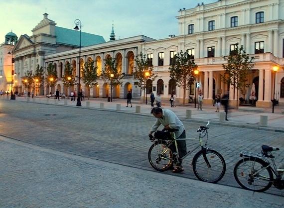 Warszawa - Krakowskie Pzedmieście