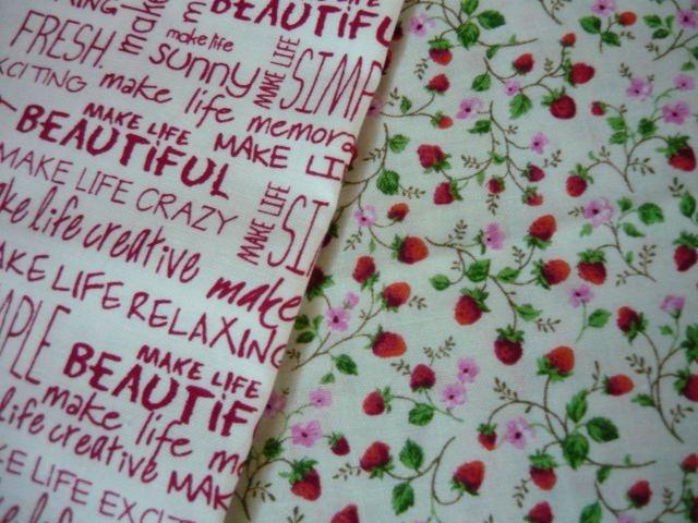 tkaniny z Robin's Patchwork