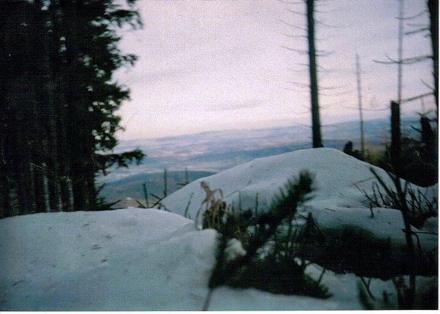 Start nartostrada Hutniczy Grzbiet
