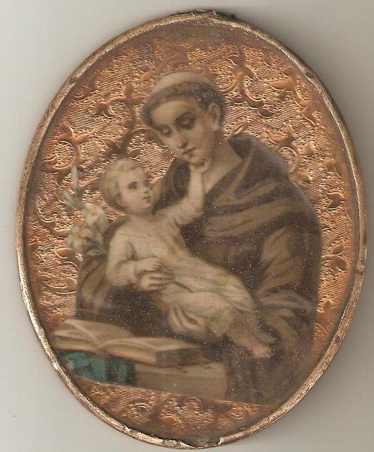 św.Antoni do wspomnień