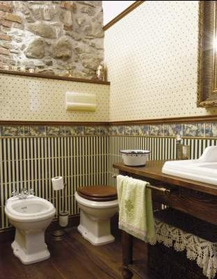 łazienka Styl Angielski Gdzie Znajdę Taką Glazurę Zdjęcia