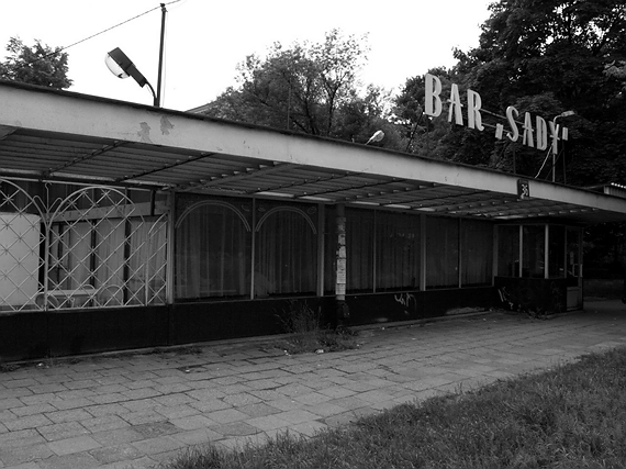 Żoliborz, bar Sady