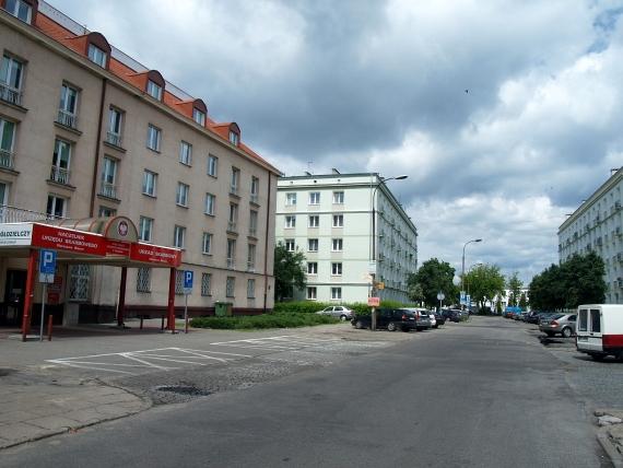 Grochów, ul.Mycielskiego