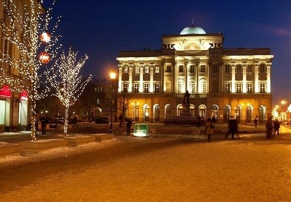 Pałac Staszica