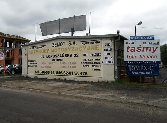 Łopuszańska 5