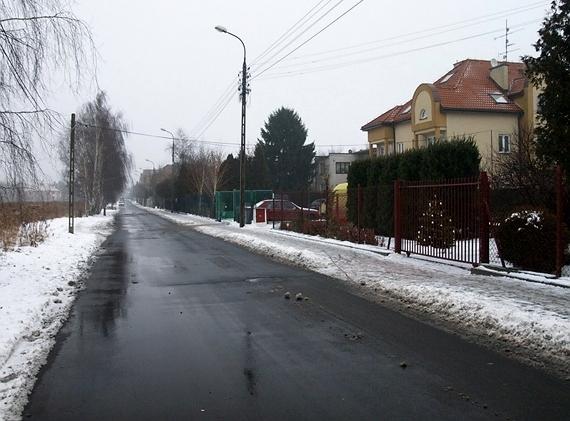 Warszawa-Włochy, ul.Czereśniowa