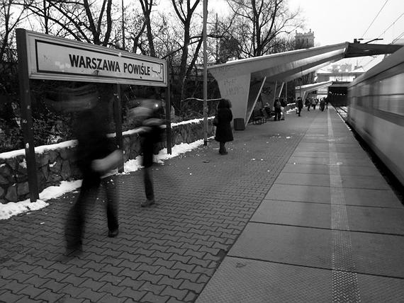stacja kolejowa Warszawa Powiśle