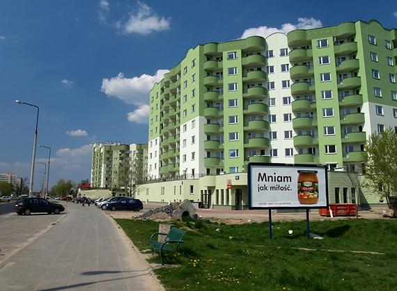 Warszawa - Białołęka, os.Tarchomin