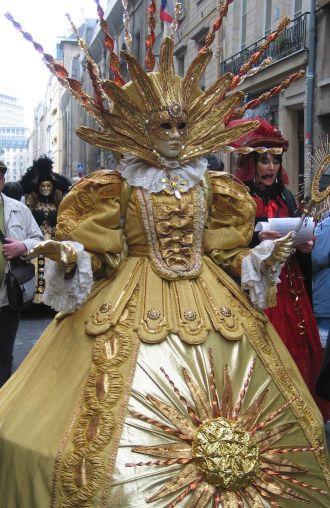 karnawa� w Wenecji 1