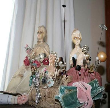 porcelanowe figurki 5