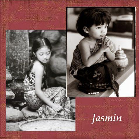 dzieci Azji