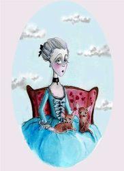 dama i pieski