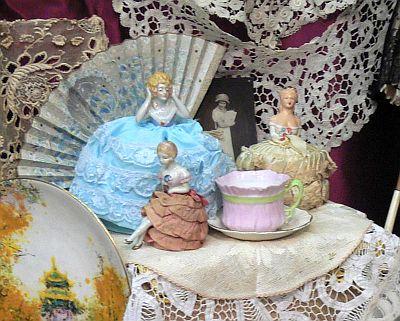 porcelanowe figurki 3