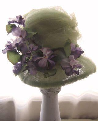 wiosenny kapelusz 2