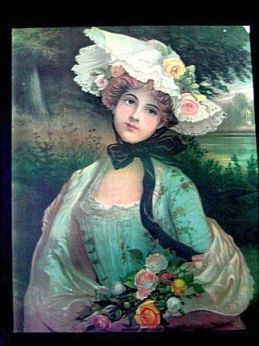 dama szmaragdowa 2