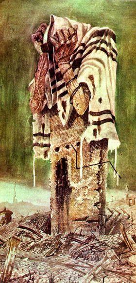 Modlitwa zamordowanych B.Linke 1942