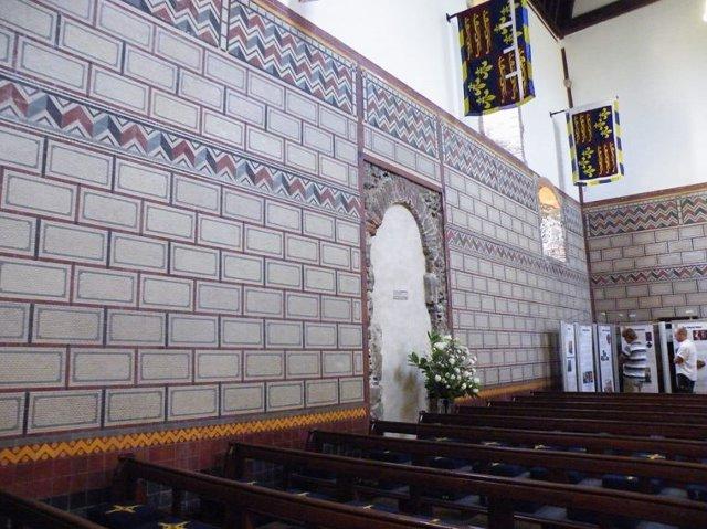 ściana południowa